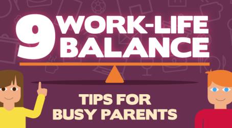 9 Tips for Work-Life Balance